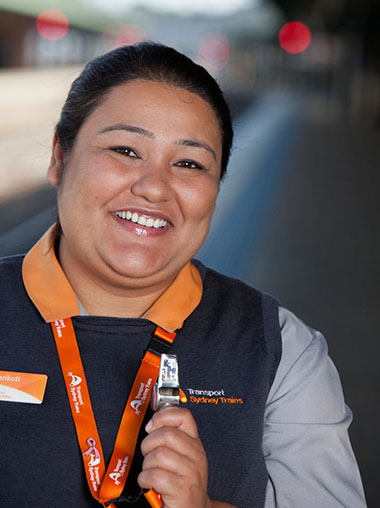 Bhrikuti - Customer Service Attendant career profile | I work for NSW