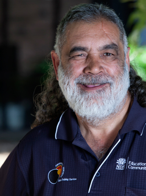 Darrell - Aboriginal Training Coordinator NSW Department of Industry career profile | I work for NSW