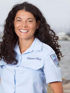 Karen - Fisheries Officer NSW Department of Industry career profile | I work for NSW