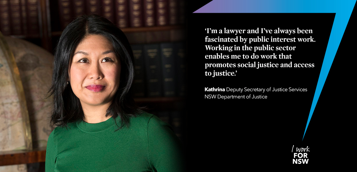 Kathrina Lo - upholding our values