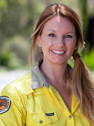 Leigh - Assistant Fire Management Officer NSW Department of Planning and Environment | I work for NSW