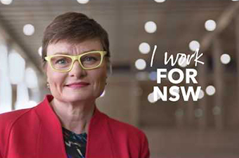 Taking pride in what you do | I work for NSW